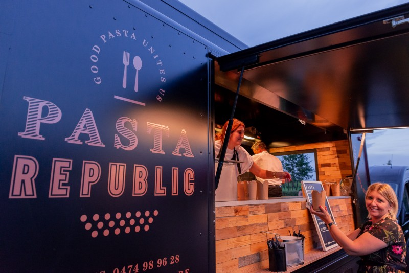pasta republic foodtruck